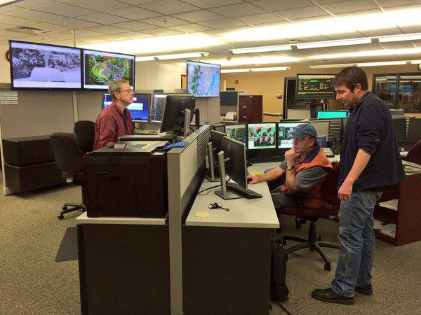 National Weather Service Suffered Nationwide Data Outage