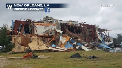 Louisiana Governor: Tornado Destruction Details Emerge