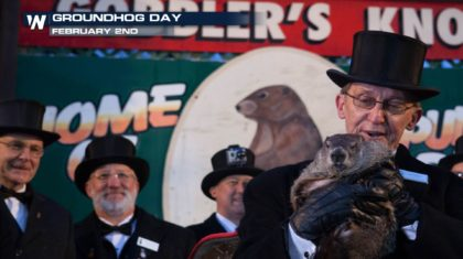 Groundhog Day– Punxsutawney Phil is a Liar