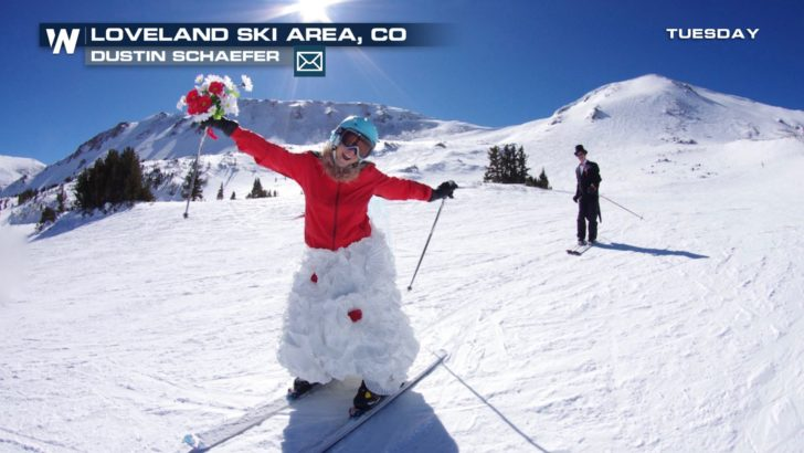 Holiday Weekend Ski Forecast