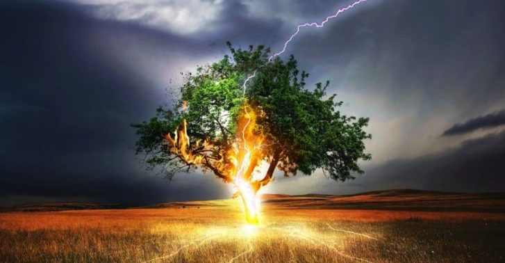 Being Struck by Lightning Is Bad Even If It Doesn't Kill You