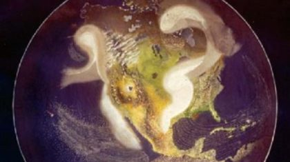 The Future in the Past: Satellite Painting Becomes Reality