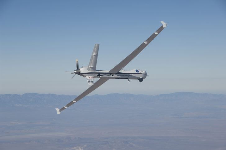 Weather Probe on NASA Drones To Improve Forecasts