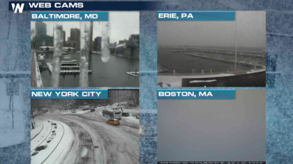 Blizzard Buries the Northeast