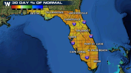 Dry Season in Florida Leads to Wildfires