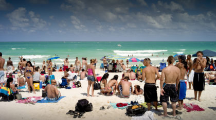 Hey Spring Breakers! Don't Get Ripped at the Beach.