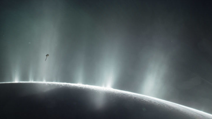 NASA: Nearby Ocean Worlds Likely Best Bet for Life Beyond Earth