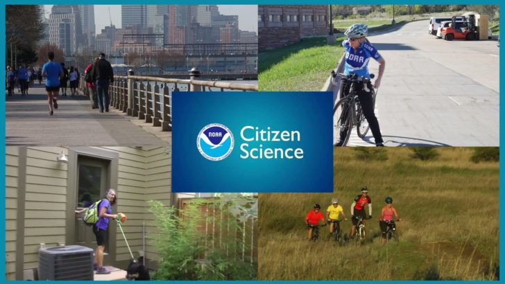 Geek Out! Become a Citizen Scientist