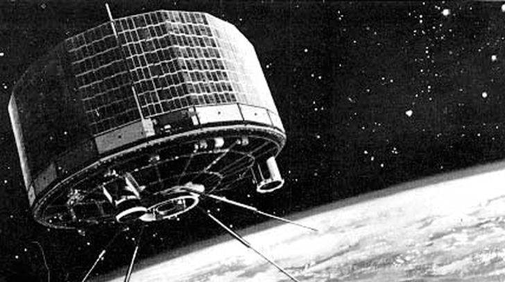 Celebrating the 60th Anniversary of the World's First Meteorological Satellite
