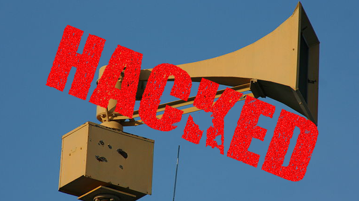 WATCH: Hacker Sets off All of Dallas's Tornado/Emergency Sirens