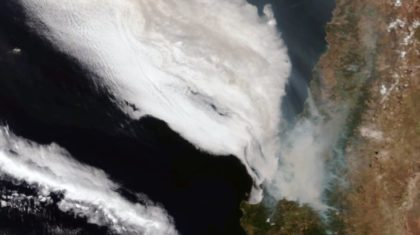 Blowing Smoke: Satellites Crucial in Fire Detection