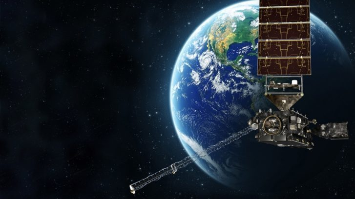 NEW: GOES-16 to Become GOES-East