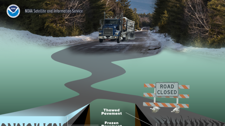 NCEI Helps DOTs Protect Local Roads