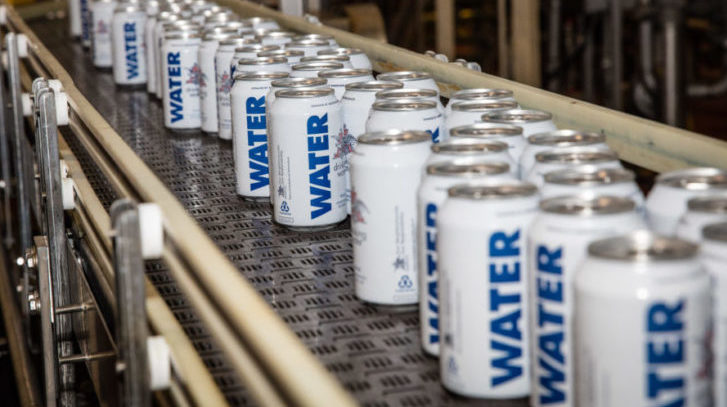Image result for anheuser busch drinking water hurricane harvey