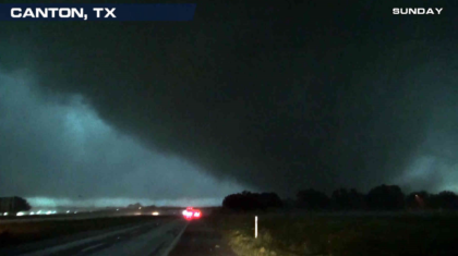 Devastating and Deadly Tornadoes Hit the Plains and South This Weekend