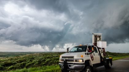 Researchers Develop Radar Simulator to Study Scattering of Debris in Tornadoes