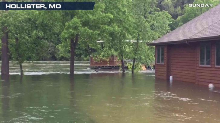 Flooding Concerns Continue From The Plains To The