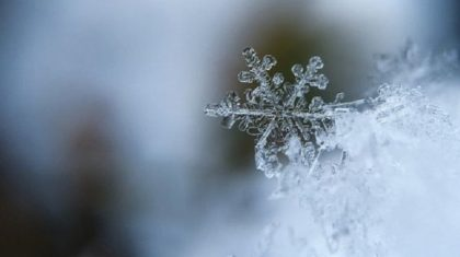 How do Snowflakes Form? Chemist Sees Ice Crystal Formation in New Light