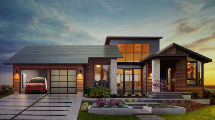 Tesla Begins Sale of Solar Roof: Cheaper Than Regular Roof With 'Infinity Warranty'