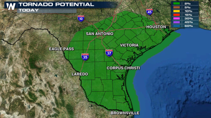 Severe Weather Threat From Texas To South Carolina