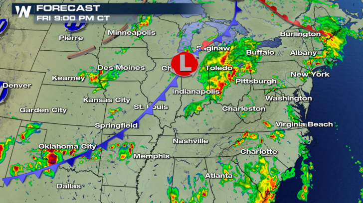 A Look at the Severe Weather Potential into This Weekend - WeatherNation
