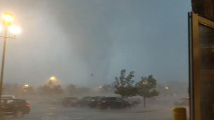 National Weather Service Confirms Tornado in New Jersey Saturday