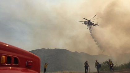 Frye Fire: 50% Contained, 47,000+ acres Burned