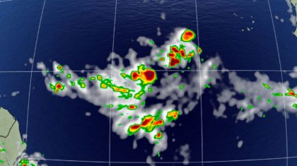 Tropical Storm Don Likely to Develop in Next Day or Two
