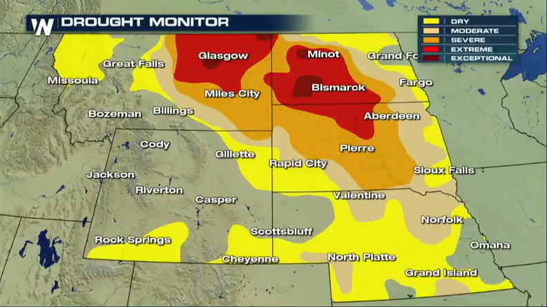 NWS Talks Drought, Fire Concerns in Montana