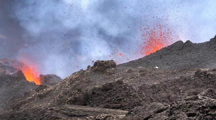 New Research Uses Satellites to Predict End of Volcanic Eruptions & Lava Flows