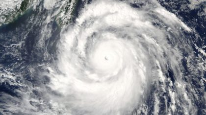 Probing the Power of Pacific Supertyphoons