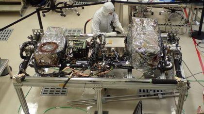An Update on NOAA's GOES-S and GOES-T Satellites