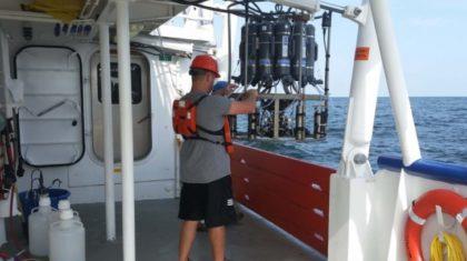 DEAD ZONE: Largest Ever Measured in the Gulf