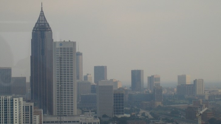 The Effects of Poor Air Quality on Temperatures
