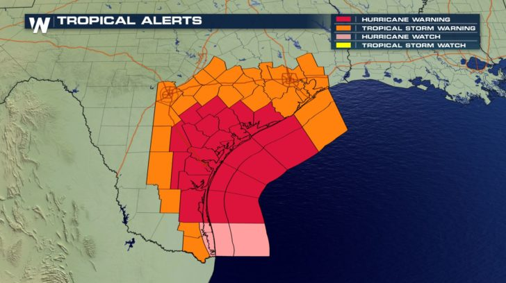 What Do My Tropical Alerts Mean Weathernation