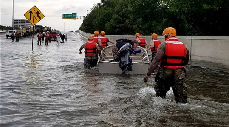 Hurricane Harvey: Research Shows Most Drownings Occurred Outside Flood Zones