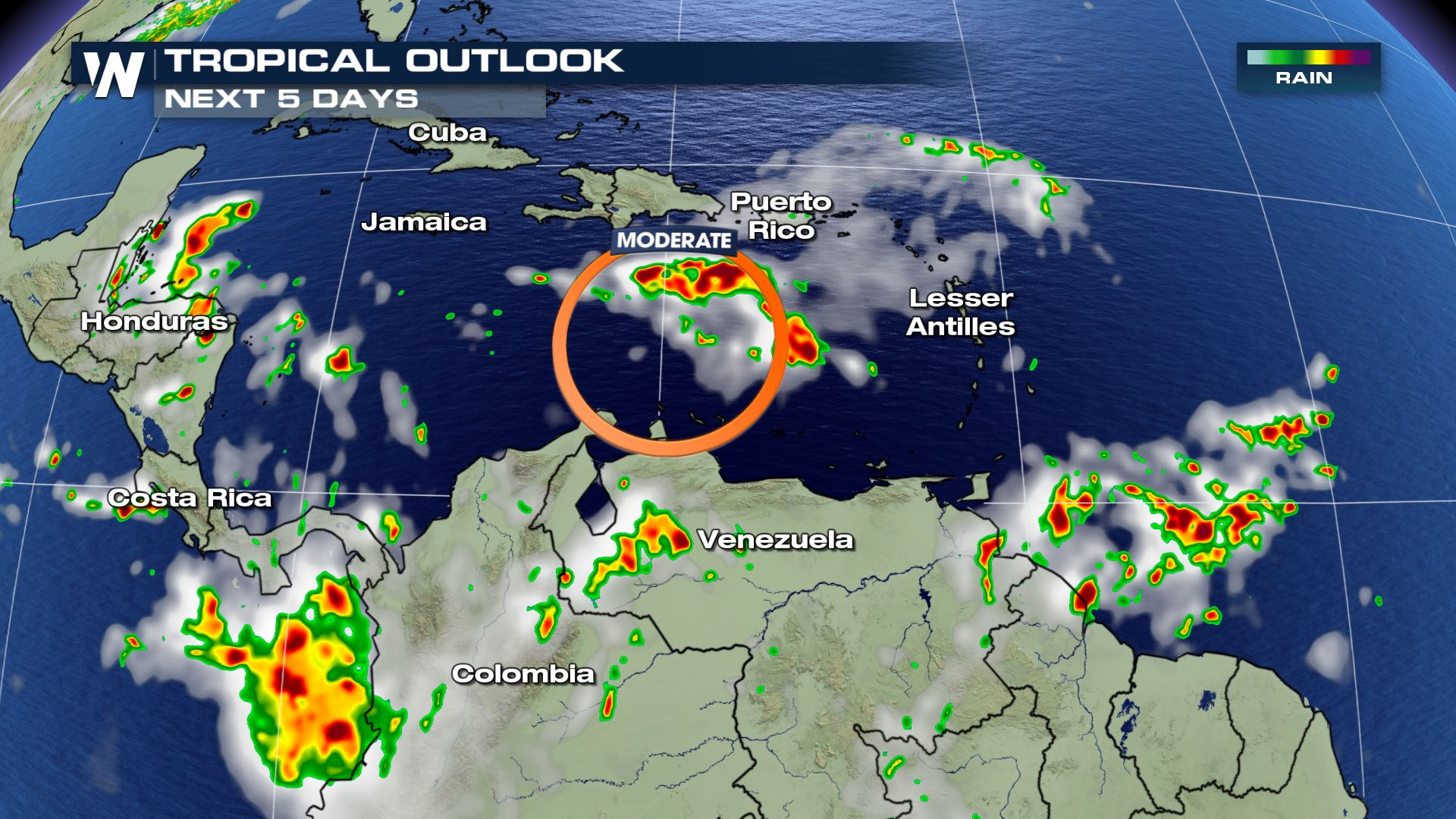 Tropics Update: TD 11 Forms, Atlantic Gets Busier
