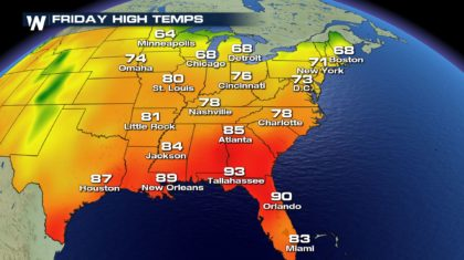East Heat: Records Pushed Away For Now