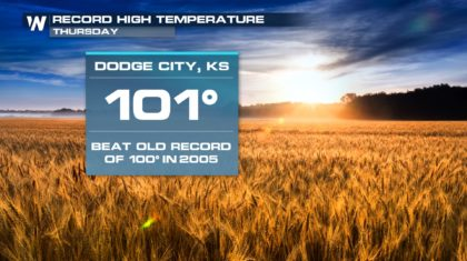 Hot! Records on the Last Day of Summer