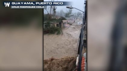 Hurricane Maria Causes Extreme Flooding in Parts of Puerto Rico