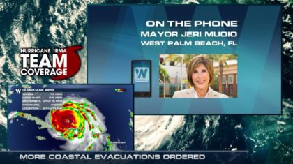 West Palm Beach Mayor Says City is Ready for Irma