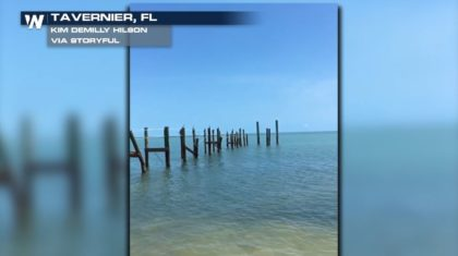 Florida Keys Residents Survey Hurricane Irma Damage