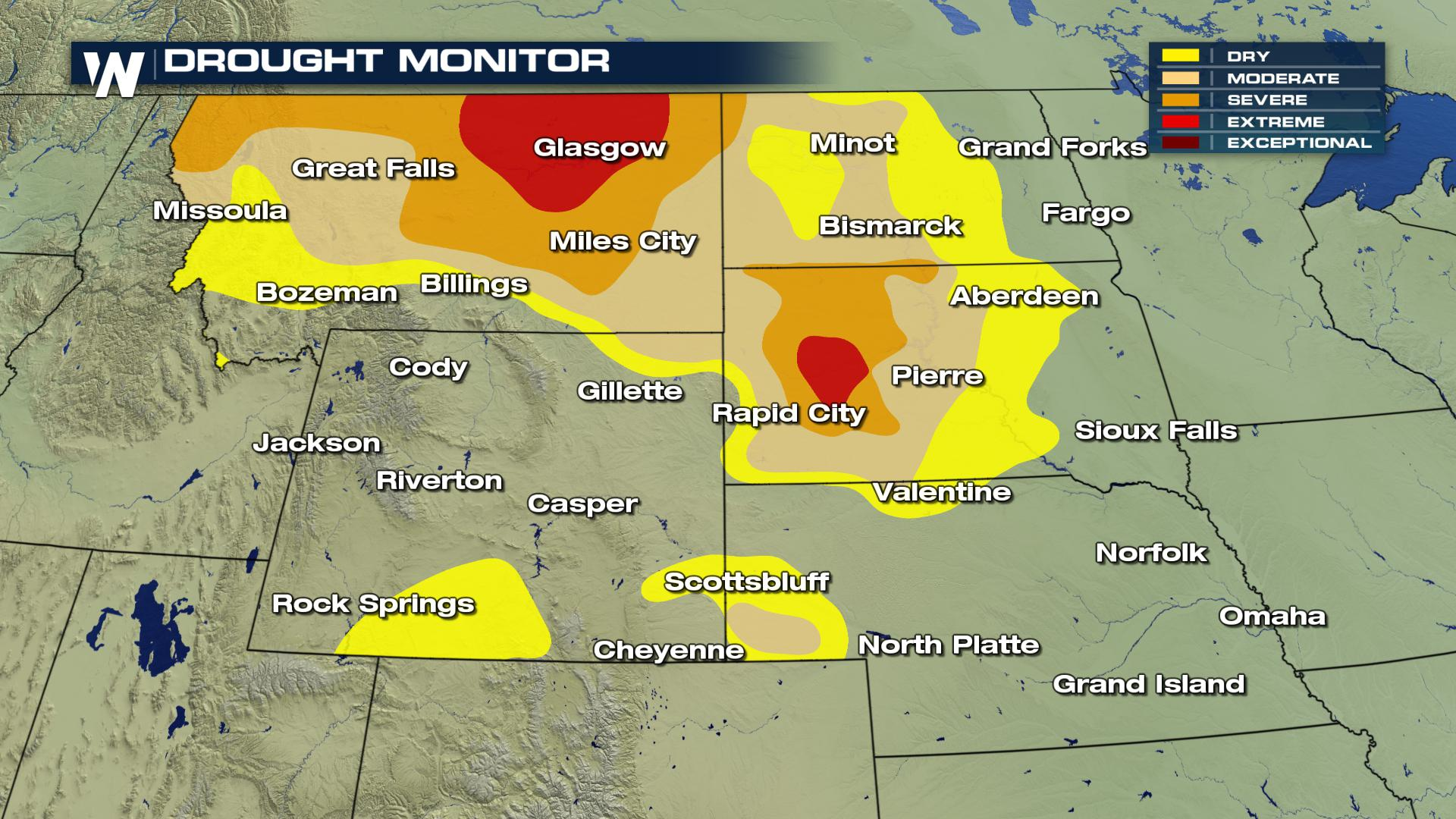 Good News: Drought Continues to Subside Across High Plains ...