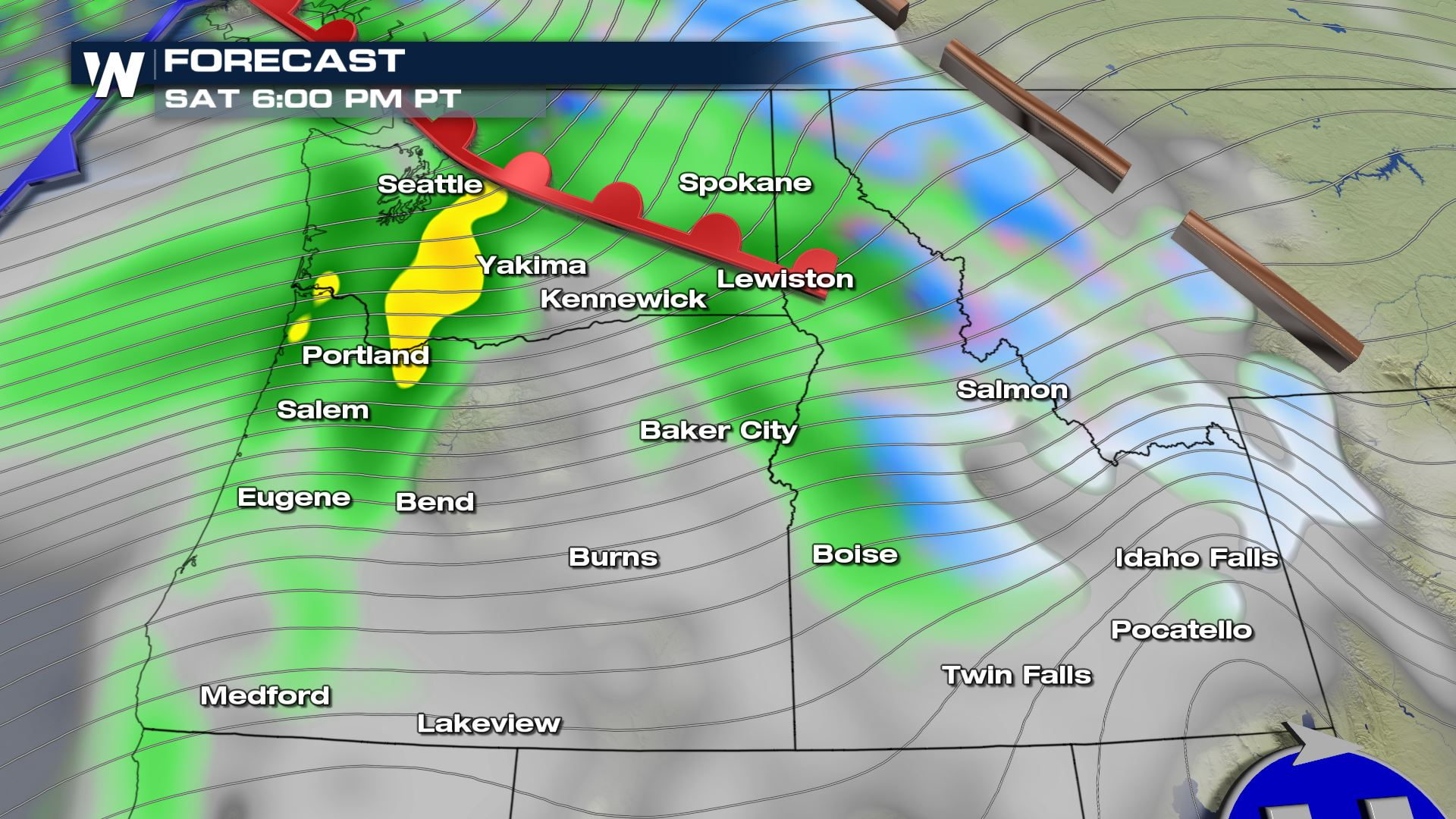 Top Weather Stories for October 19, 2017 - WeatherNation