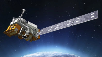 New Weather Satellite To Improve Forecasts Out To Seven Days