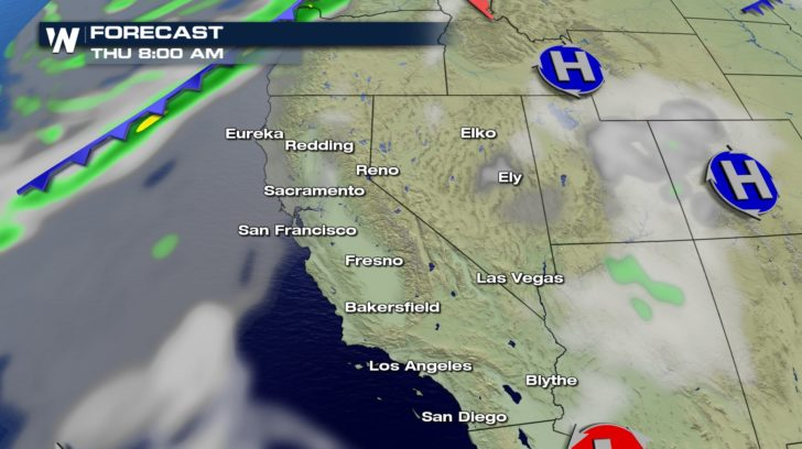 weather pattern change for northern california fires weathernation