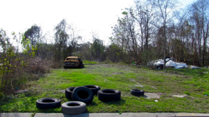 New Orleans Post-Katrina Greenery Reflects Social Demographics more than Hurricane Impacts