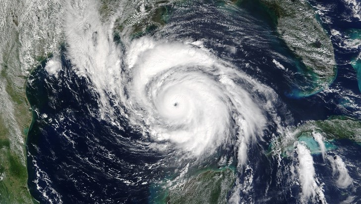 15th Anniversary of Hurricane Lili making landfall in Louisiana
