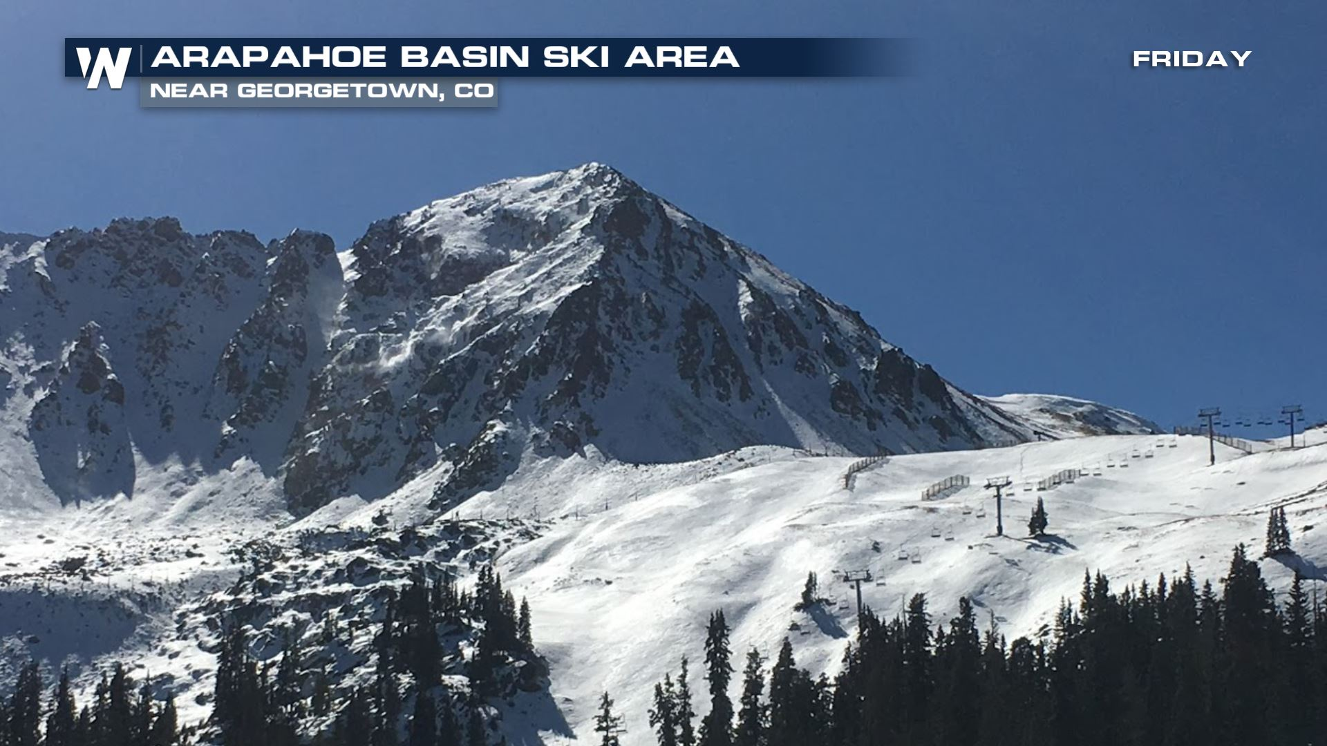 Skiing Season is Here: First Resort in North America Opens