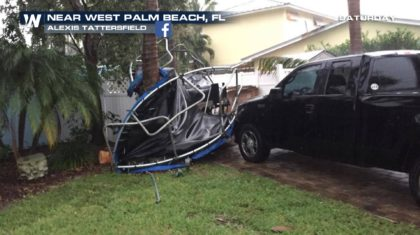 Tornadoes Spin Up in Florida